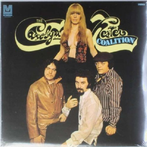 CAROLYN HESTER COALITION - Charolyn Hester Coalition - LP 1969 Missing Vinyl Rec Psychedelic Folkrock