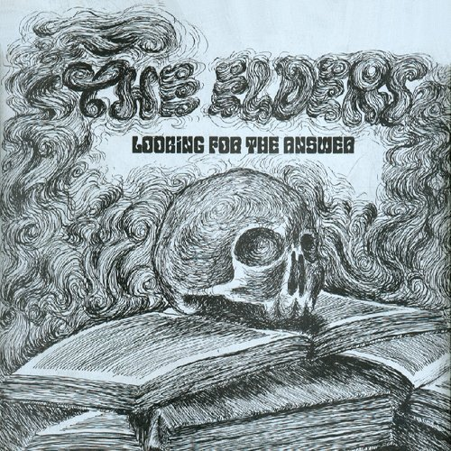 ELDERS - Looking for the Answer - CD 1970 Gear Fab Psychedelic
